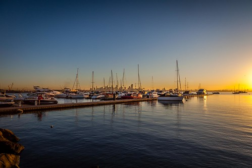 Williamstown Sunrise-60