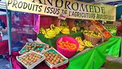 Paris Avril 2016 - 12 le marché de l'Avenue du Président Wilson, l'agriculture biologique (paspog) Tags: paris france market april markt avril marché 2016 avenueduprésidentwilson