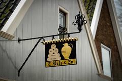 Cheese, what else.... (Boudewijn Vermeulen) Tags: houses house sign cheese village huis dorp huizen broekinwaterland broek