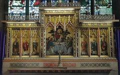 [40214] Holy Trinity, Micklegate, York : Reredos (Budby) Tags: york church altar northyorkshire reredos