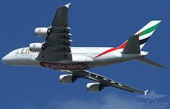 A6-EDY A388 EMIRATES (QFA744) Tags: emirates a388 a6edy