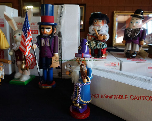 Abe Lincoln Nutcracker $121.00 - 9/11/15