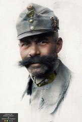 KuK - Soldier t (Chicken 62) Tags: ww1 officer kuk austrian