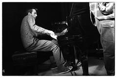 Louis Moholo-Moholo's Five Blokes @ Vortex Jazz Club, London, 16th March 2016 (fabiolug) Tags: leica blackandwhite bw music vortex london monochrome 35mm blackwhite concert live voigtlander gig livemusic performance piano jazz rangefinder monochrom johnedwards biancoenero dalston pianoforte freejazz leicam jasonyarde alexanderhawkins fiveblokes louismoholo vortexjazzclub voigtlandernokton35mmf14 voigtlandernoktonclassic35mmf14 fourblokes voigtlander35mmf14 shabakahutchings louismoholomoholo mmonochrom leicammonochrom leicamonochrom vortexjazz
