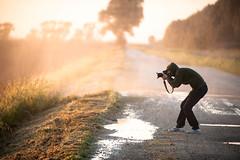 pose plastiche (francesco_if ) Tags: sunset nature backlight tramonto d3 fiumicino
