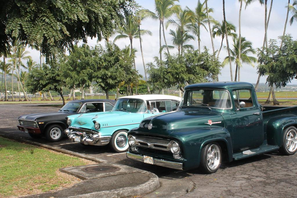 Classic Car Show Oahu