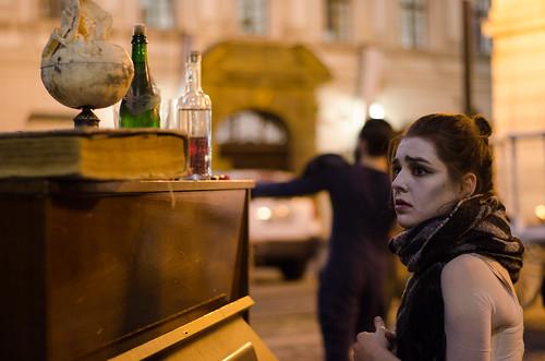 Street theatre ©  Still ePsiLoN
