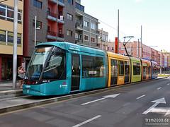 Santa Cruz de Tenerife (ES) (Robert Leichsenring) Tags: santa tram des cruz tenerife streetcar teneriffa tramway spanien strassenbahn tramvaj tranvia tramwaj