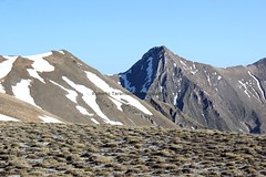 il berro si avvicina (Roberto Tarantino EXPLORE THE MOUNTAINS!) Tags: 2000 natura neve montagna cima monti cresta passo sibillini cattivo altaquota vallinfante cannafusto