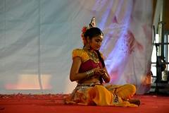 Meditazione (lara_etta) Tags: world orange india colors girl beautiful festival peace spirit culture riposo pace oriente meditation oriental bellezza meditazione eleganza