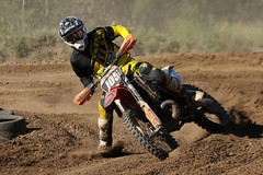 Chinchilla MX (Alan McIntosh Photography) Tags: sport race action dirt chinchilla motocross motorsport motocycle