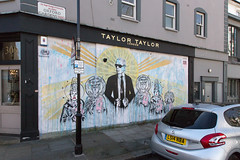 Karl (SReed99342) Tags: uk england london mural chanel endless karllagerfeld taylortaylor