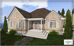 ROOST - Bella Vista V2 House Front (...ROOST...) Tags: house home landscape mesh furniture cottage decoration prefab villa residence decor bungalow roost abode