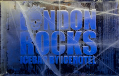Ice Bar London (Somepeople291) Tags: london icebar londonrocks