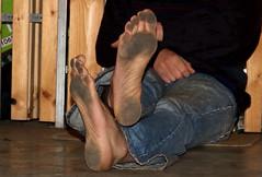 dirty party feet 532 (dirtyfeet6811) Tags: feet barefoot soles dirtyfeet partyfeet dirtysoles