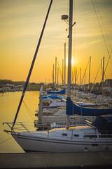 Smokey Chokey Sunset (shollingsworth) Tags: california sunset sky orange water boats smoke sony delta calm mast antioch a7 hollingsworth a7ii stephenhollingsworth sonya7ii