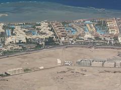 (schiiiinken) Tags: view fb urlaub egypt aerial approach gypten hurghada scb 2016 hrg