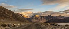 Ladakh Landscape (chris watkins wales) Tags: two india lake sunrise photography angle wide tso himalaya ladakh pangong