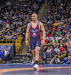 2016 Olympic Trials Finals Day 2 (jrsachs) Tags: wrestling olympic trials olympicwrestling techfallcom johnsachsphotographer