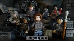 LEGO Star Wars Rogue One Teaser (The Brothers Brick) Tags: one star lego wars rogue teaser