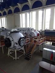 DSC02546 (cggrossman) Tags: museum russia moscow cosmonaut starcity trainingfacility
