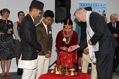 Pestalozzi Centre - D of G - 20-04-16 197 (The British Monarchy) Tags: charity cw pestalozzi officialopening dukeofgloucester cliffwillard pestalozzicentre