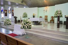 20160423_sao_bento_0589 (Maria Viriato Decoracoes) Tags: igreja enfeites decorao sobento ornamentos viriato ornamentao decoraodecasamento