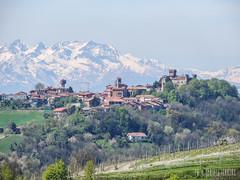 Anello da Albugnano a Vezzolano (gabriferreri) Tags: trekking torino hiking colline collina nordicwalking abbazia camminare albugnano vezzolano dumacanduma