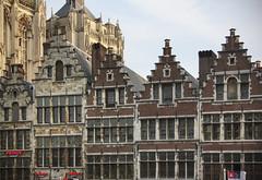 Antwerp - Town (Kotomi_) Tags: street city building architecture town antwerp townscape antwerpen grotemarkt streetview