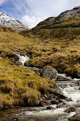 Kinglas Water (Explored) (Click And Pray) Tags: snow mountains clouds landscape scotland stream argyll bluesky hillside restandbethankful snowcappedmountains arrocharalps landscapeformat kinglaswater managedbyclickandpraysflickrmanagr a83road argyllscotlandrestandbethankfulhillsidestreamsnowmountainssnowcappedmountainscloudsblueskylandscapelandscapeformata83roadkinglaswaterarrocharalpsgbr