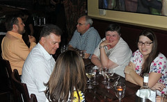 """Friday night Club Dinner at the 2016 District Conference in Wilmington, NCPhoto credits: Ed SmallwoodMore information: <a href=""""http://northraleighrotary.org/2016-district-conference"""" rel=""""nofollow"""">northraleighrotary.org/2016-district-conference</a>"""