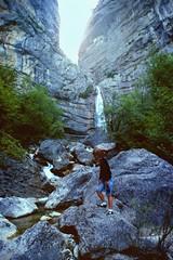 Rovon (Isre) (Cletus Awreetus) Tags: france eau paysage vercors cascade falaise printemps rocher torrent isre stgervais grsivaudan rovon drevenne