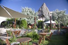 Kelebek Hotel Rose Garden (KelebekHotel) Tags: travel turkey hotel cappadocia goreme kelebek