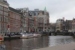 Amsterdam, Rokin (Davydutchy) Tags: city holland netherlands amsterdam boot march boat canal centre sightseeing nederland boten stadtmitte paysbas centrum pleasure niederlande gracht 2016 rokin rondvaartboot