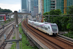 KLIA Transit T1-01, Kuala Lumpur (Howard_Pulling) Tags: camera station photo nikon gare picture rail zug bahnhof ktm malaysia bahn railways howardpulling d5100