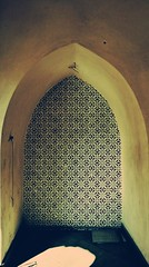 Sacred corner (Amr Tawwab) Tags: life lighting light abstract history mobile architecture contrast photography daylight photo gate arch empty islam egypt style indoor historic hidden cairo arab egyptian law taste arabian ph popular impression photographing islamic splendid eg hussain sebian mobilegraphy arabianstyle mobilgraphy tawwab lawsaturation