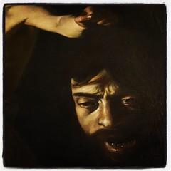 Phantom Pain...ting? #art #painting #goliath #head... (Anders SB) Tags: roma art painting head goliath caravaggio museoborghese uploaded:by=flickstagram instagram:photo=1016670340418204402202339955