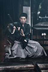 DSC_2025 (shutter-heART Photography and Graphics) Tags: art hakama sword warrior samurai gi