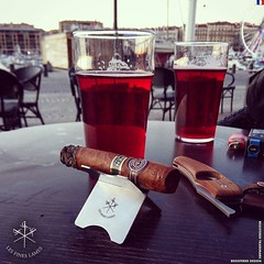 Liefmans & Montecristo? Well, I've had better pairings! Beer time anyway!   (steven_cigale) Tags: cigar cigars luxury cigares cigare zigarre cigaraficionado aficionado cigarsmoking cigarsmoker botl  cigarporn   cigarlover  cigarlife cigarians cigaroftheday cigarsmokingmodel amateurdecigare p1p2c