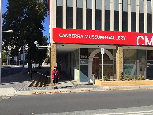 Canberra memorable