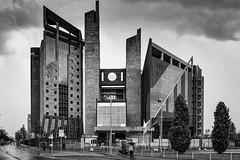 New Palace of Justice (alberto.ianiro) Tags: canon landscape florence blackwhite documentary firenze architettura