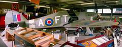LF751 Hawker Hurricane II as BN230 (eLaReF) Tags: history museum hurricane ii raf hawker manston bn230 lf751