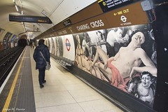 CRARING CROSS UNDERGROUND (Londres, mar de 2016) (perfectdayjosep) Tags: london londres londonunderground charingcross perfectdayjosep charingcrossundergound