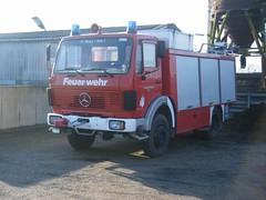 MB NG 1222 (Vehicle Tim) Tags: rescue fire mercedes ng rettung feuerwehr mb rw fahrzeug lkw laster rstwagen