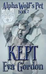 Kept (CoverReveals) Tags: romance paranormal werewolves shifters