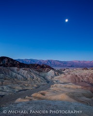 Death Valley National Park - Zabriskie Point (Michael Pancier Photography) Tags: california travel moon landscape outdoors us unitedstates desert deathvalley zabriskiepoint nationalparks americathebeautiful naturephotography americansouthwest deathvalleynationalpark travelphotography landscapephotography commercialphotography naturephotographer editorialphotography michaelpancier michaelpancierphotography landscapephotographer fineartphotographer michaelapancier americasnationalparks wwwmichaelpancierphotographycom