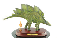 Stegosaurus ( 1:35 ) (RobinGoodfellow_(m)) Tags: desktop favorite model 135 prehistoric stegosaurus dinosauri preistoria
