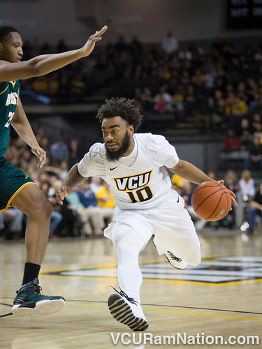 VCU vs. GMU