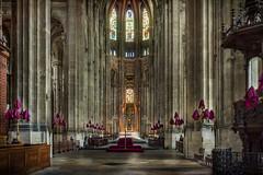 Paris, Eglise Saint-Eustache