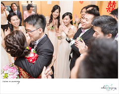 wedding - irena n sammy (kuicheung) Tags: wedding people smile canon hongkong groom bride marriage happiness snap event bridesmaids teaceremony  groomsmen  weddinggown  weddingphotographer  weddingphotography bigday     morningsession    weddingphotojournalist